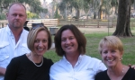 Kathy Boetcher Hull and her guest visit with Terri Baer and Lizzy Strain