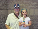 Me with one of my chess students at this year's Governor's Cup State Chess Championship