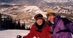 Sapa and Thora skiing....we try for 20 days a year and have some land in Big Sky we hope to build on soon.